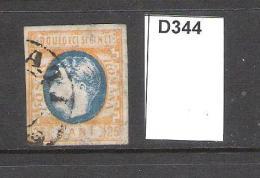 Roumania 1869 25b - 1858-1880 Moldavie & Principauté