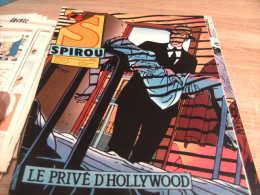 Mes Ref Spirou 1986 : Le Journal De Spirou Année 1986 Numéro 2505 - Spirou Magazine