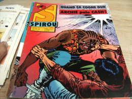 Mes Ref Spirou 1986 : Le Journal De Spirou Année 1986 Numéro 2506 - Spirou Magazine