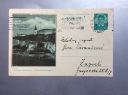 Illustrated Stationery    BEOGRAD   BELGRADE      1938. - 1931-1941 Königreich Jugoslawien