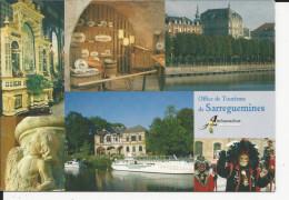 10x15  Office D Tourisme De Sarreguemines - Sarreguemines