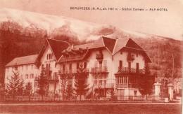 BEAUVEZER ALP-HOTEL - France