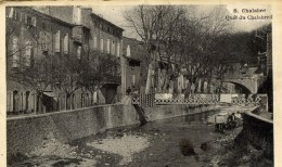 11 CHALABRE  Quai Du Chalabreil - France