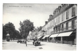 (10033-86) Châtellerault - Les Grand Cafés - France