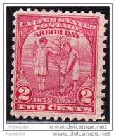 United States 1932, Arbor Day, 2c, Used - Vereinigte Staaten