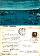 3026a) Cartolina  Rimini-spiaggia Ediz B.marcaccini - Rimini