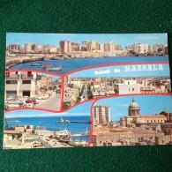 Cartolina Saluti Da Marsala Trapani Viaggiata 1976 - Marsala