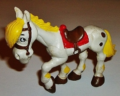 Figurine Lucky Luke -Jolly Jumper- Schleich - Non Classés