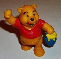 Figurine Winnie L´ourson - Autres