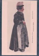Costume Suisse Par Raphy Dallèves, Paysanne Du Valais (473) - Altri