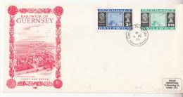 Guernsey - 1969 - Busta - Guernesey
