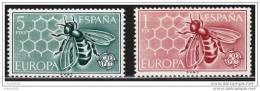 Spain - Europa 1962,  MNH - Europa-CEPT