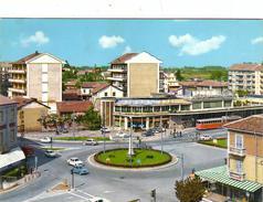 RIVOLI TORINESE-TORINO-STAZIONE FILOVIARIA - CARTOLINA VIAGGIATA IL 31-12-1964 - Rivoli