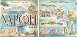 "PANORAMI ITALIANI NAPOLI PER TE NM/VG+ 7"" - Country & Folk"