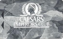 Caesars Palace Casino Las Vegas, NV Slot Card - Faraday Over Mag Stripe - BLANK - Casino Cards
