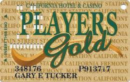 California Casino Las Vegas, NV - Slot Card - CPICA 26334 Top Right Reverse - Casino Cards