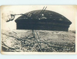 Rppc GERMAN WWI PILLBOX Argonne Forest - Chatel-Chehery - Ardennes France HM2166 - Unclassified