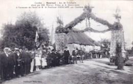 19 - Correze - Beynat -  Arc De Triomphe élevé A L Occasion De L Arret Du President Poincaré Aux Carrieres De Beynat - - Francia