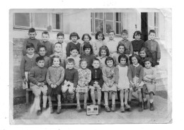 Bernadets. Morlaas.Photo De Classe 1955. - France