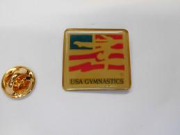 Gymnastique , USA Gymnastics , Gym - Gymnastiek