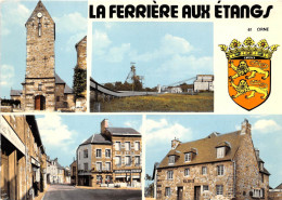 61-LA FERRIERE-AUX-ETANGS- MULTIVUE - France