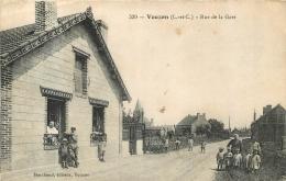 VOUZON RUE DE LA GARE EDITION MARCHAND - France