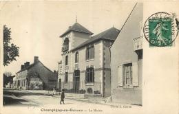 CHAMPIGNY EN BEAUCE LA MAIRIE - France