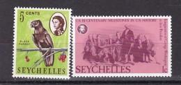SEYCHELLES - - N°Y&T - Lot De 2 TP Différents - Tous N** - Seychelles (1976-...)