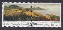 Finnland  1200/01 ZD , O   (J 1150) - Gebraucht