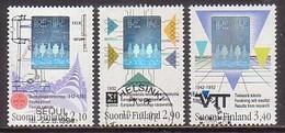 Finnland  1175/77 , O   (J 1153) - Gebraucht