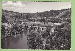 REOURNAC, Environs : Le Viaduc Sur La Loire. 2 Scans. Edition Artaud, Gaby, Format CPM - Retournac