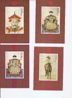 Chine Empereurs ( Lot De 10 BF Privés XXX -MNH- à Voir) - Cina