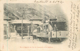 65 -HAUTES  PYRENEES - Cauterets - Tramway - Chemin De Fer - Ligne De Cauterets à La Raillère - Cauterets