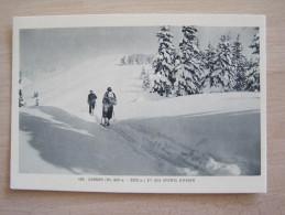 Cordon Et Ses Sports D'hiver - Autres Communes