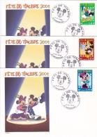 Disney - Enveloppes - Disney
