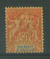 VEND BEAU TIMBRE D'ANJOUAN N°11 , NEUF !!!! - Unused Stamps