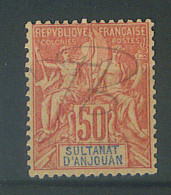 VEND BEAU TIMBRE D´ANJOUAN N°11 , SIGNE , NEUF !!!! - Unused Stamps
