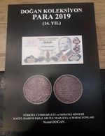 AC - TURKISH BANKNOTES & COINS BOOK - CATALOGUE 2019 NEW - Altri