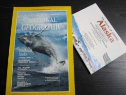 NATIONAL GEOGRAPHIC Vol. 165, N°1, 1984 : Southeast Alaska (carte Alaska Incluse) - Géographie