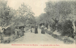 66 - PYRENEES ORIENTALES - Le Boulou - établissement Thermal - Grande Allée Du Parc - France