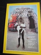 NATIONAL GEOGRAPHIC Vol. 159, N°6, 1981 : Somalia - Géographie