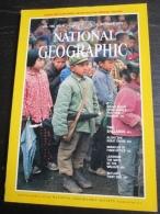NATIONAL GEOGRAPHIC Vol. 156, N°4, 1979 : Chine - Two Englands (sans La Carte Annoncée En Couverture) - Géographie
