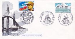Pont De St Nazaire - Enveloppe - Ponti
