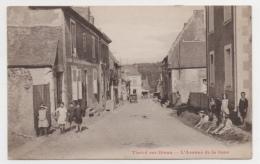 72 SARTHE - THOIRE SUR DINAN L'avenue De La Gare (voir Descriptif) - France