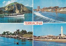 Terracina Vedutine, 1979 - Viaggiata - Italia