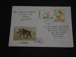 ETHIOPIE – Env Bien Composée - Détaillons Collection - A Bien étudier – Lot N° 17729 - Ethiopie