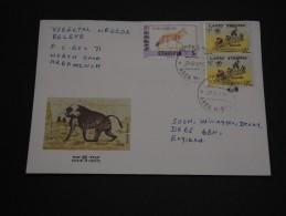 ETHIOPIE – Env Bien Composée - Détaillons Collection - A Bien étudier – Lot N° 17732 - Ethiopie