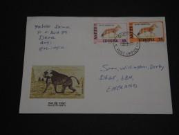 ETHIOPIE – Env Bien Composée - Détaillons Collection - A Bien étudier – Lot N° 17734 - Ethiopie