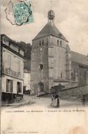 4439. CPA 33 LORMONT. CLOCHER DE L'EGLISE ST MARTIN - France