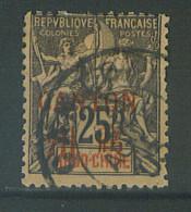 VEND BEAU TIMBRE DE CANTON N°10 !!!! - Canton (1901-1922)
